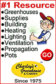 Charley's Greenhouse & Garden ad